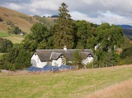 Cromald Cottages - East & West, Kirkmichael