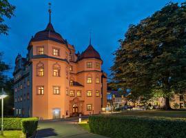 Schloßhotel Althörnitz, Bertsdorf