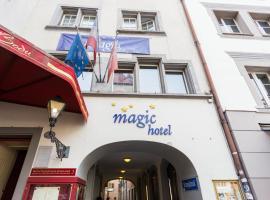 Altstadt Hotel Magic Luzern, Lucerna