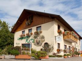 Hotel Landgasthof Ratz, Reinau