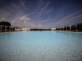 Casale del Murgese Country Resort, 사벨레트리