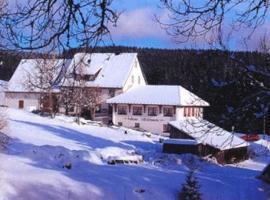Gasthaus und Pension Löffelschmiede, Lenzkirch