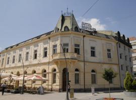 Hotel Beograd, Čačak