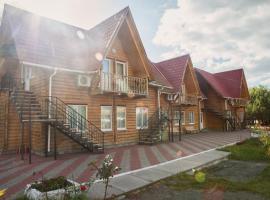 Edem Hotel, Chubynske