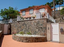 Villa Santa Ana, Plaja del Ingles