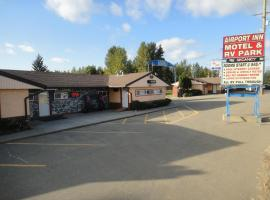 Airport Inn Motel, Quesnel