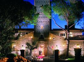 Castello Della Castelluccia, La Giustiniana