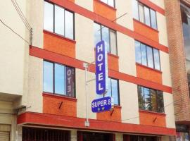 Hotel el Super 8, Cochabamba