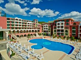 Saint George Palace Hotel, Szveti Vlasz
