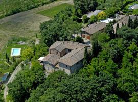 La Rocca della Magione, Monteriggioni