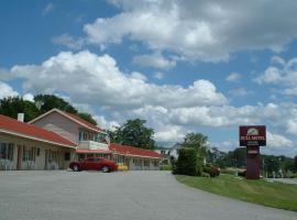 Gull Motel - Belfast, Maine, Belfast