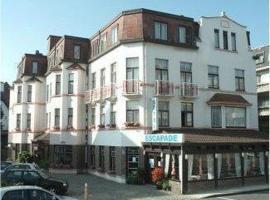 Hotel Escapade, De Haan