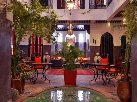 Riad La Porte Rouge, Marrakesh