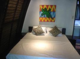 Love and Peace Deep Jungle River Paradise Resort, Puerto Princesa