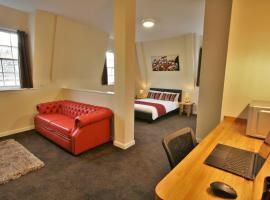 Central Hotel Gloucester by RoomsBooked, Gloucester