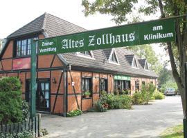 Altes Zollhaus am Klinikum, Lübeck