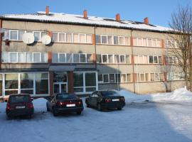 Balvi Hotel, Balvi