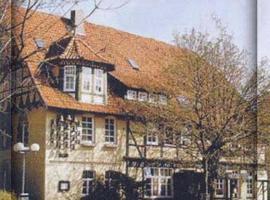 Hotel Ratskeller Gehrden, Gehrden