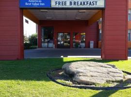 Americas Best Value Inn Delano, Delano