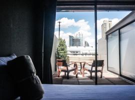 Cloudy Hostel
