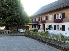 Gasthaus Ochsen, Бильдштайн