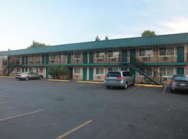 Executive Motel, Eugene