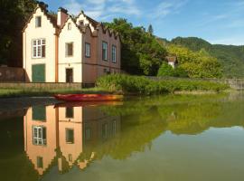 Casa Dos Barcos Furnas
