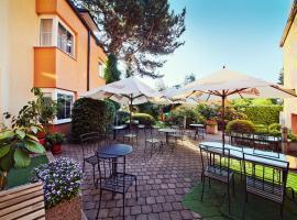 Hotel Tulipan Pruhonice, Pruhonice