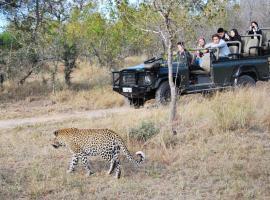 Umkumbe Safari Lodge, Sabi Sand Game Reserve