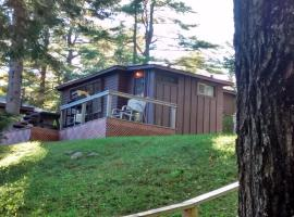The Pines Cottage Resort, Oxtongue Lake