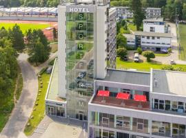 Hotel Sportforum, Rostock