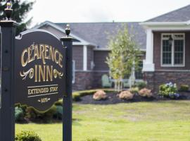 Clarence Inn Extended Stay, 클라렌스 센터