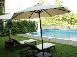 Phoom Thai Garden Hotel, Phrae