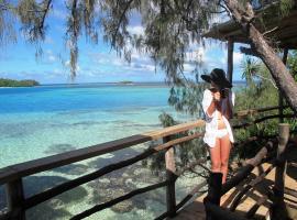 The Beach House, Tonga