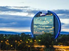 Radisson Blu Hotel Frankfurt, Frankfurt/Main