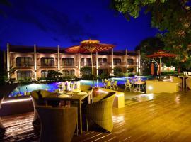 The Hotel Umbra Bagan, Bagan