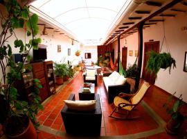 巴卡利瓜旅舍, San Gil