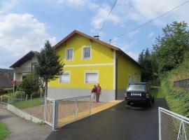 Ferienhaus Deller, Pinkafeld