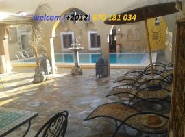 Camp and House Restaurant Fatima, Мерзуга