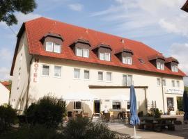Hotel & Restaurant Zum Hirsch, Römhild