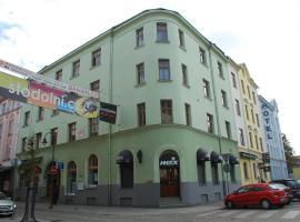 Hotel Club Trio, Ostrava