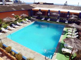 Hotel Pacifico, Algarrobo