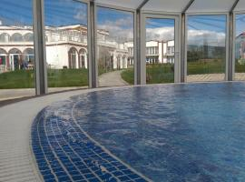 Aqua Termi Apartments, Starosel