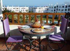 Appartement Marina Beach, Restinga Smir