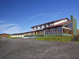 Raudaskrida Hotel & Guesthouse, Þóroddsstaður