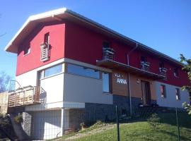 Vila Anna, Vysoké Tatry