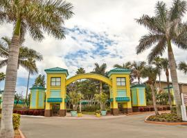 International Palms Resort & Conference Center Cocoa Beach, Pantai Cocoa