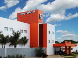 始終酒店, Três Lagoas