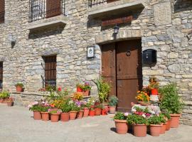 Casa Rural Perico, Fiscal
