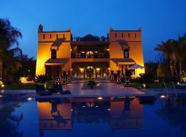 Villa Malika Silvana, Marràqueix